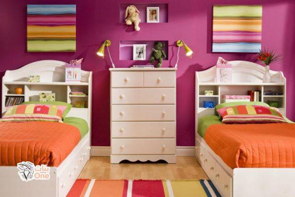 غرف نوم اطفال 2020 أحدث تصميمات مودرن لغرف الأطفال لعام 2020