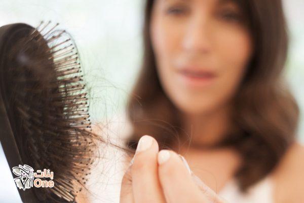 علاج تساقط الشعر وأسبابه