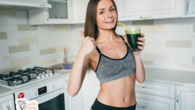 7 مشروبات حارقة لدهون الجسم بدون رجيم