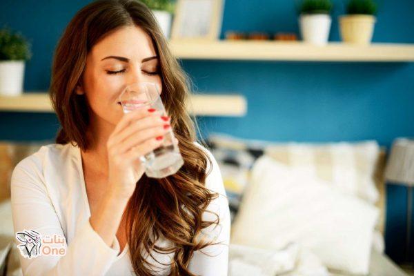 رجيم الماء لإنقاص الوزن بشكل سريع