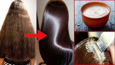 3 وصفات لتنعيم الشعر الخشن وفرده في دقائق