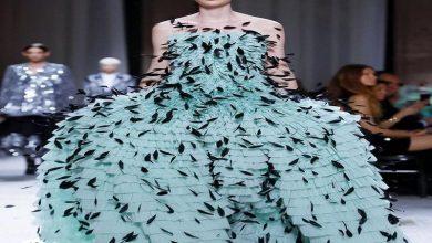 صور فساتين سهره كوتور خريف 2019 في أسبوع الموضة بباريس