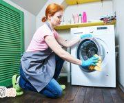 6 طرق تساعدك على تنظيف غسالة الملابس الأتوماتيك