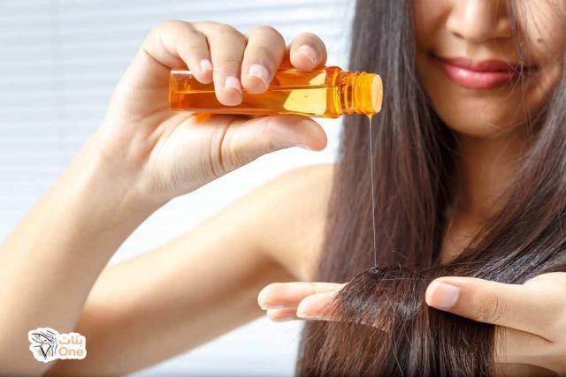 6 زيوت لتنعيم الشعر وتطويله