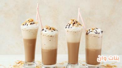 """طريقة تحضير الآيس موكا """"القهوة المثلجة"""" في 3 خطوات"""