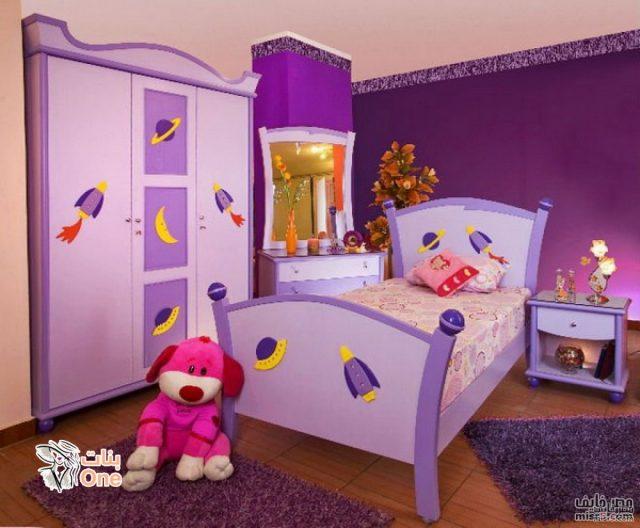 ألوان دهانات غرف نوم بنات 2020