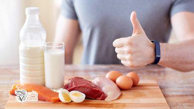 رجيم البروتين.. المراحل الأربعة