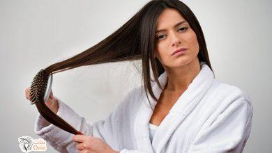 تطويل الشعر وتنعيمه في أسرع وقت
