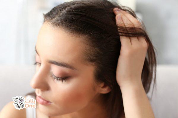 علاج الشعر الخفيف والمتساقط بالوصفات الطبيعية