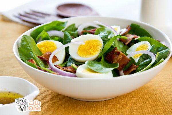 رجيم البيض المسلوق لمدة أسبوع لخسارة 3 كيلو من الوزن