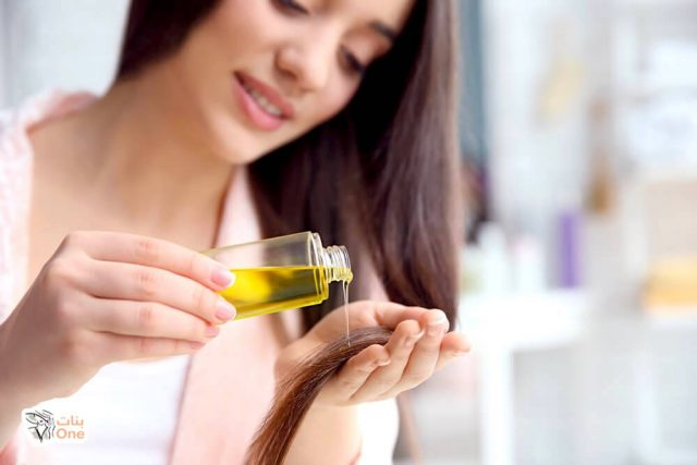 تنعيم الشعر الخشن والجاف في ساعتين