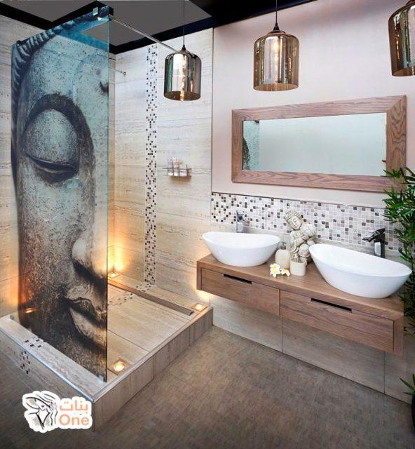 أجمل ديكورات حمامات 2020