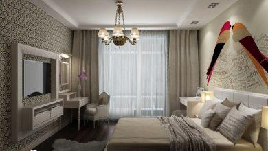 افكار تصميم غرف نوم صغيرة