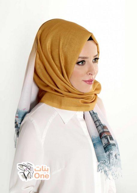 لفات حجاب عصرية لشتاء 2020