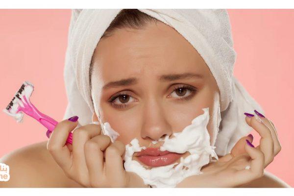 كيفية التخلص من شعر الوجه نهائيا
