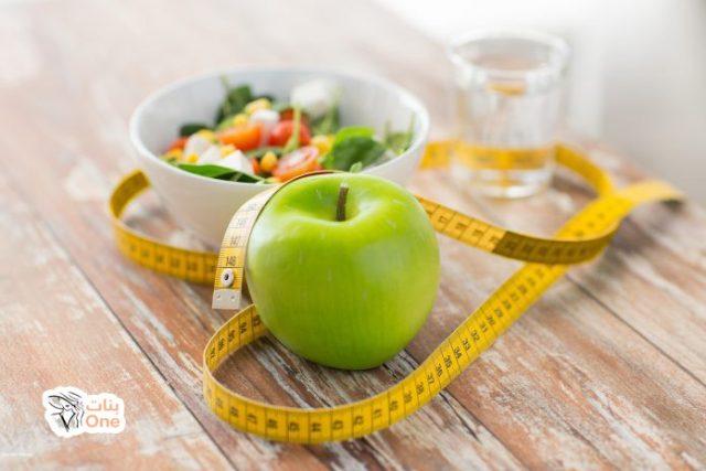 حمية غذائية سريعة لانقاص الوزن