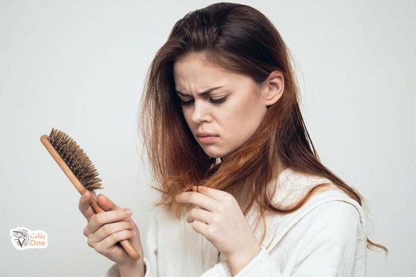 علاج سقوط الشعر بالأدوية