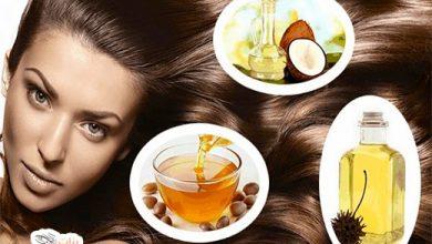 وصفة لتنعيم الشعر من أول استعمال
