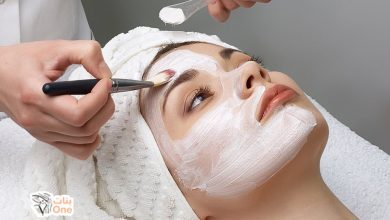 تشقير شعر الوجه بالطرق الطبيعية