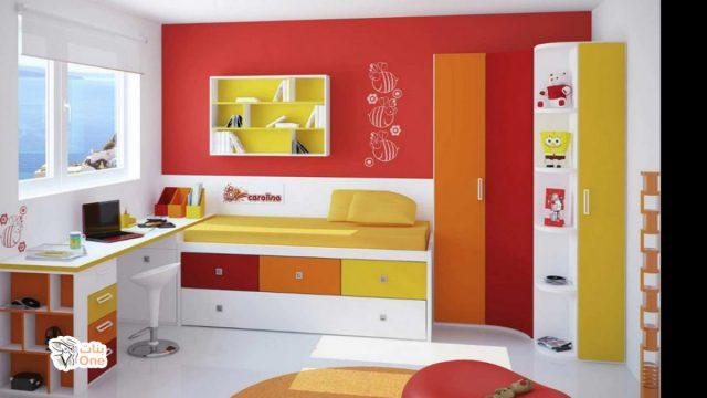 الوان غرف نوم اطفال جديدة وعصرية