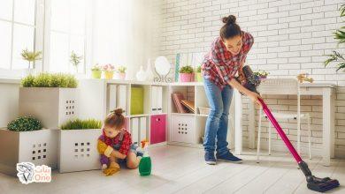 كيف أجعل بيتي مرتباً