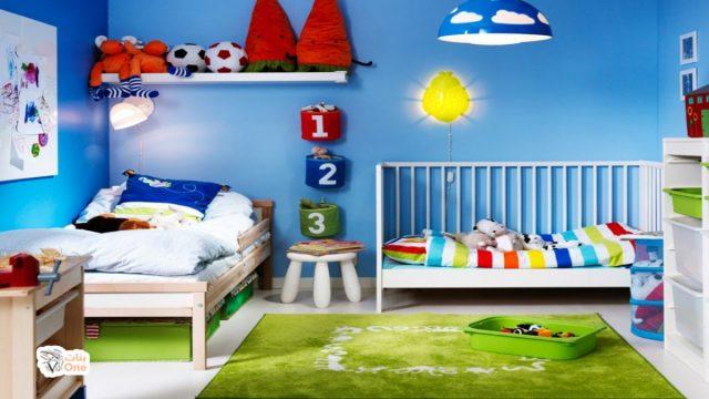 صور غرف نوم اطفال مودرن