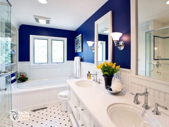 أفكار لتزيين الحمام غير مكلفة