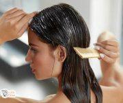 خلطات طبيعية تعمل على تغذية الشعر