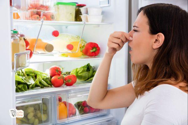 طرق التخلص من رائحة الثلاجة