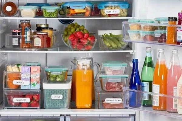 أفكار عملية وسهلة لتنظيم وترتيب الثلاجة