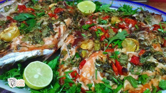 طريقة عمل سمك سنجاري في البيت