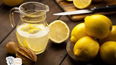 رجيم الليمون لحرق الدهون في أسرع وقت