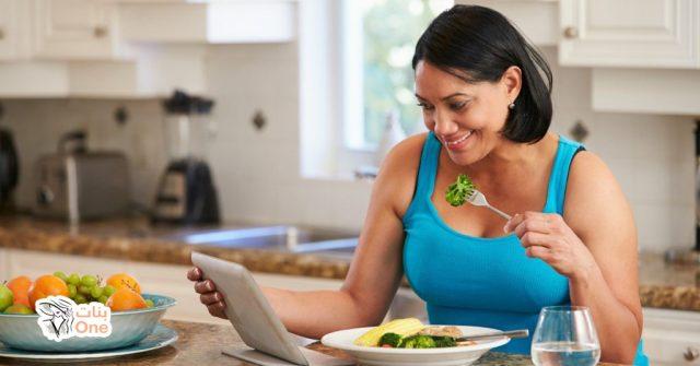 أطعمة تساعد على تخسيس البطن دون رجيم