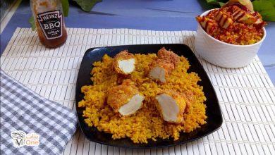 طريقة عمل الأرز الريزو بتاع كنتاكي