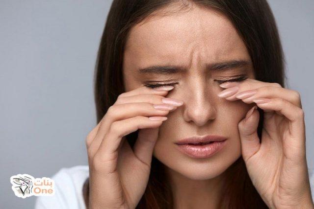 أعراض جفاف العين وطرق علاجه في المنزل