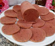طريقة عمل لانشون اللحم في البيت