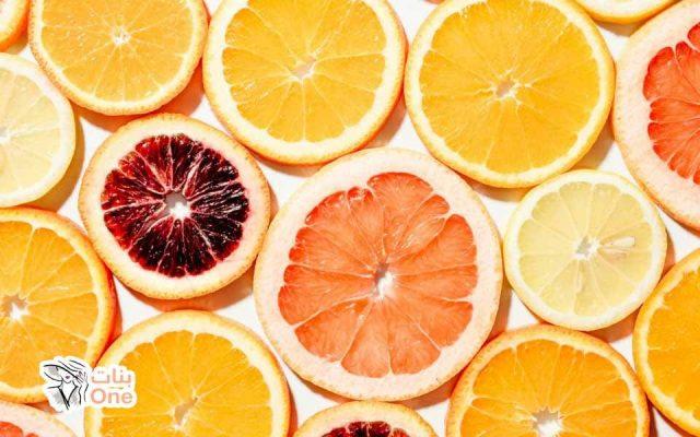 فوائد فيتامين سي الصحية على الجسم
