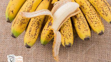 فوائد قشر الموز في العلاجات الطبية
