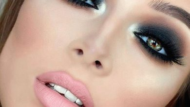 صور مكياج عيون بأشكال وأنواع مختلفة