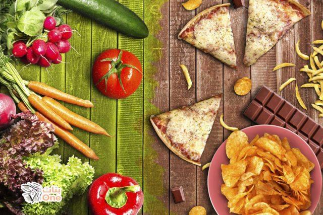 نظام غذائي صحي ينقصك الوزن ويحافظ على صحتك