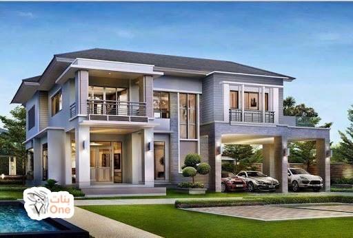 واجهات منازل مودرن 2020