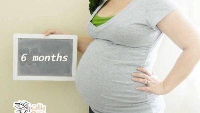 الحمل في الشهر السادس وأهم اعراضه
