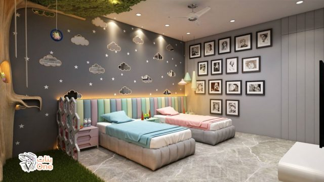 غرف اطفال مودرن 2020
