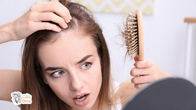 تساقط الشعر الشديد ما هو العلاج الفعال؟