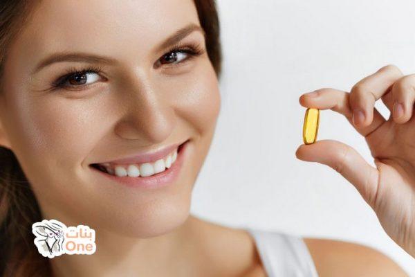 فوائد فيتامين e المذهلة للبشرة والشعر