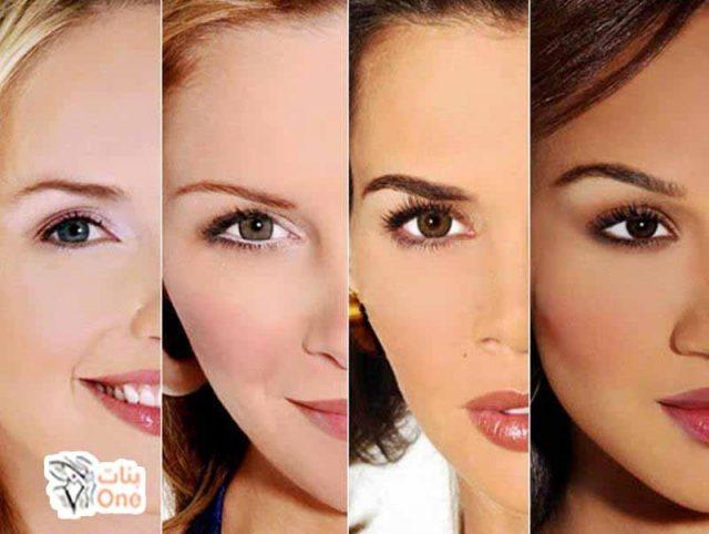 لون البشرة القمحي وكيفية معرفة لون البشرة