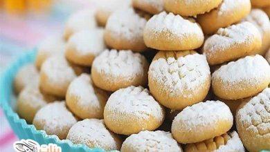 طريقة عمل كعك العيد بالكيلو