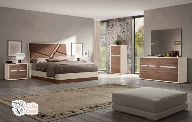 غرف نوم للعرسان مصرية مودرن 2020