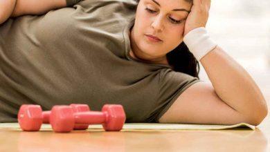 أمراض تسبب عدم نزول الوزن تعرفي عليها