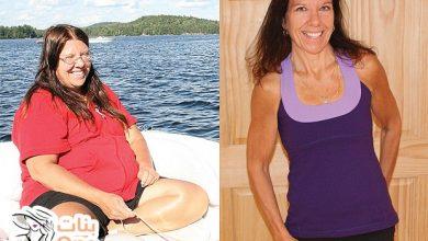 انقاص الوزن بعد سن الخمسين